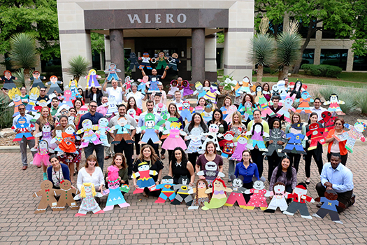 Valero Participates in Child Safe Program