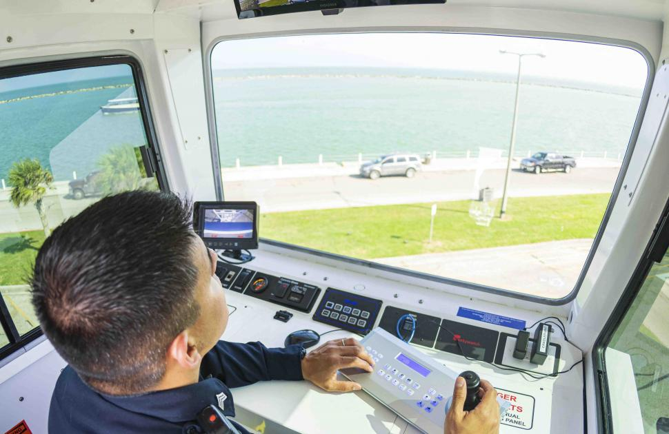 Corpus Christi policeman in Valero donated Sky Watch tower