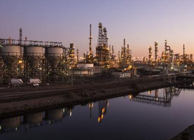 our refineries