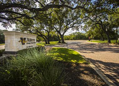 Valero corporate headquarters entrance